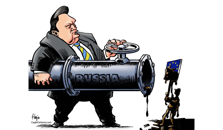 Khủng hoảng Ukraine: Tất cả là vì năng lượng